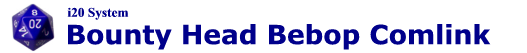 Bounty Head Bebop Comlink